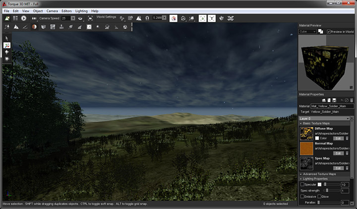 Dark theme for your world editor t3d 361 torque 3d beginner dark theme for your world editor t3d 361 gumiabroncs Choice Image